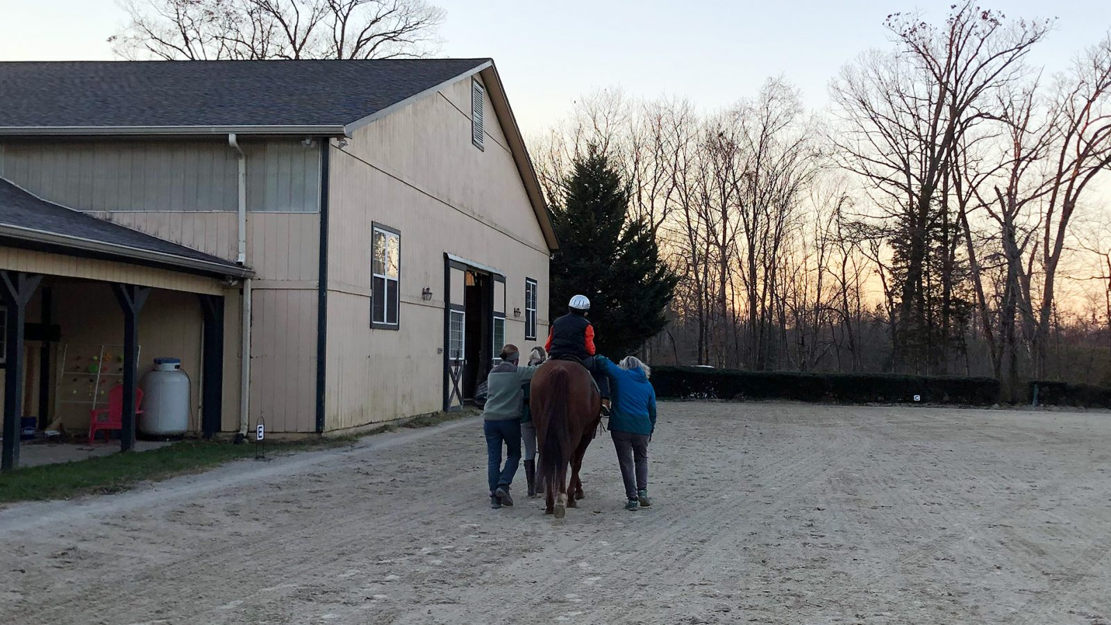 Simple Changes Therapeutic Riding