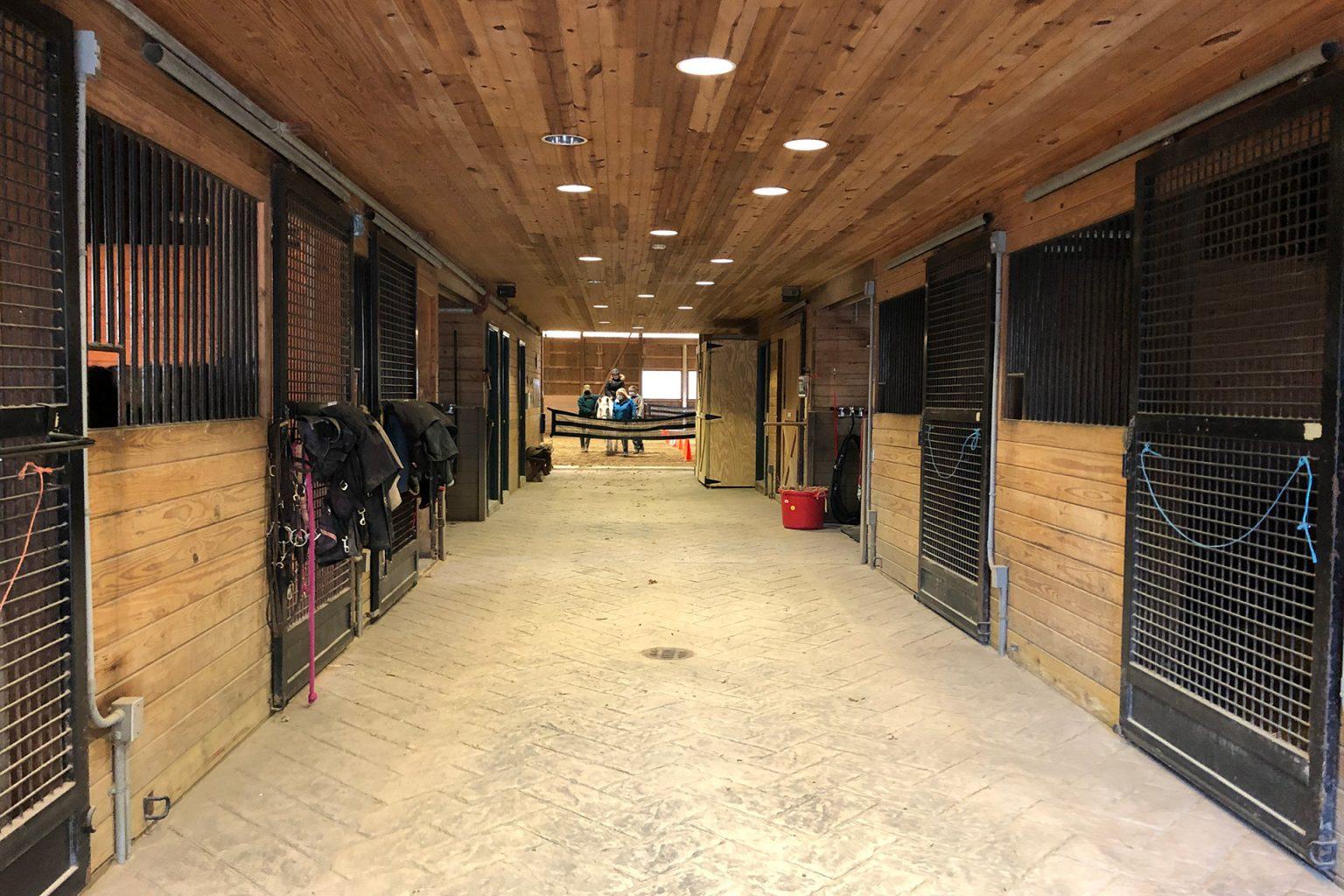 boarding facilities stables
