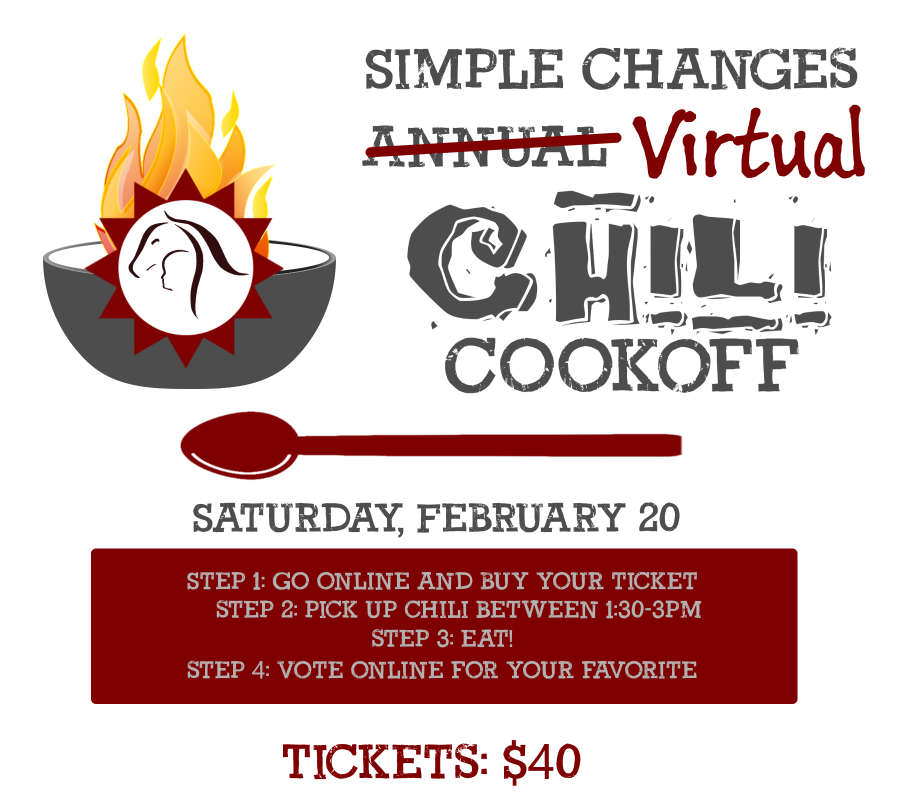 2021 Chilli Cookoff Invite