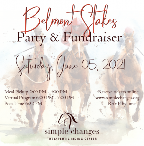 Belmont Stakes Party & Fundraiser!
